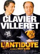 Antidote, L' - French Movie Poster (xs thumbnail)