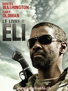 The Book of Eli - Swiss Movie Poster (xs thumbnail)