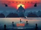 Kong: Skull Island - British Movie Poster (xs thumbnail)