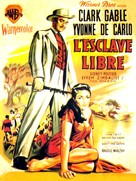 Band of Angels - French Movie Poster (xs thumbnail)