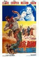 Outlaw's Son - Italian Movie Poster (xs thumbnail)