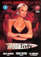 Nine Lives - British DVD movie cover (xs thumbnail)
