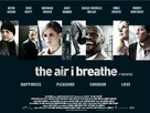The Air I Breathe - British Movie Poster (xs thumbnail)