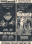 Maniac - British Combo poster (xs thumbnail)