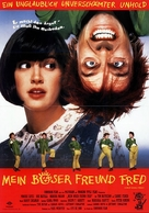 Drop Dead Fred - German Movie Poster (xs thumbnail)