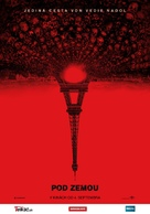 As Above, So Below - Slovak Movie Poster (xs thumbnail)