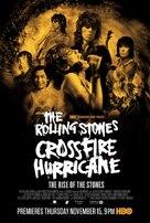 Crossfire Hurricane - Movie Poster (xs thumbnail)