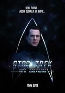 Star Trek Into Darkness - poster (xs thumbnail)