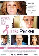 Decoding Annie Parker - Italian Movie Poster (xs thumbnail)