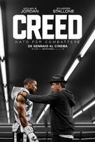 Creed - Italian Movie Poster (xs thumbnail)