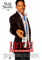 Hitch - German Movie Poster (xs thumbnail)