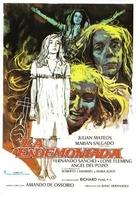 La endemoniada - Spanish Movie Poster (xs thumbnail)