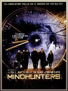 Mindhunters - Dutch Movie Poster (xs thumbnail)