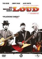 It Might Get Loud - Dutch DVD cover (xs thumbnail)