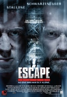 Escape Plan - Lebanese Movie Poster (xs thumbnail)