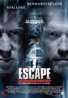 Escape Plan - Lebanese Movie Poster (xs thumbnail)