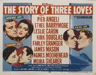The Story of Three Loves - Movie Poster (xs thumbnail)