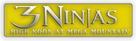 3 Ninjas: High Noon at Mega Mountain - Logo (xs thumbnail)