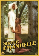 Suor Emanuelle - DVD cover (xs thumbnail)
