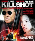 Killshot - Belgian Movie Cover (xs thumbnail)