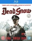 Død snø - Italian Movie Cover (xs thumbnail)