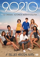 """90210"" - Hungarian DVD movie cover (xs thumbnail)"