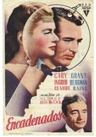 Notorious - Spanish Movie Poster (xs thumbnail)