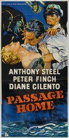 Passage Home - British Movie Poster (xs thumbnail)