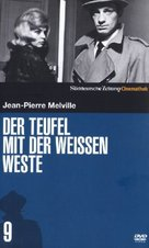 Le doulos - German DVD cover (xs thumbnail)