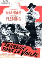 Gun Glory - French Movie Poster (xs thumbnail)