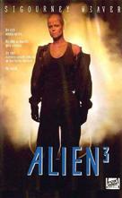 Alien 3 - Spanish poster (xs thumbnail)