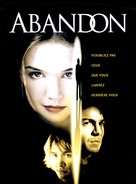 Abandon - French DVD movie cover (xs thumbnail)