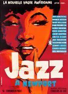 Jazz on a Summer's Day - French Movie Poster (xs thumbnail)