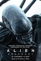 Alien: Covenant - Singaporean Movie Poster (xs thumbnail)