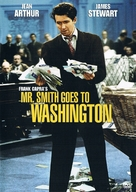 Mr. Smith Goes to Washington - DVD movie cover (xs thumbnail)