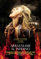 Drag Me to Hell - Argentinian Movie Poster (xs thumbnail)