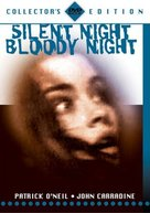 Silent Night, Bloody Night - DVD cover (xs thumbnail)