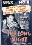 The Long Night - DVD cover (xs thumbnail)