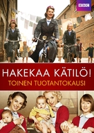 """""""Call the Midwife"""" - Finnish DVD movie cover (xs thumbnail)"""