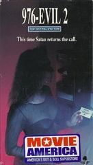 976-Evil II - VHS cover (xs thumbnail)