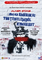 """""""The Untold History of the United States"""" - Hungarian Movie Cover (xs thumbnail)"""
