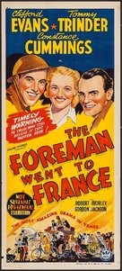The Foreman Went to France - Movie Poster (xs thumbnail)