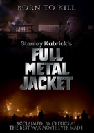 Full Metal Jacket - DVD cover (xs thumbnail)