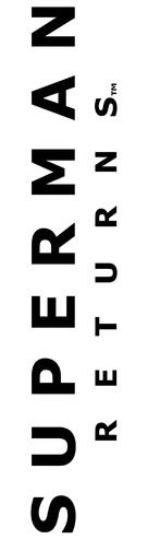 Superman Returns - Logo (xs thumbnail)