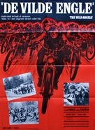 The Wild Angels - Danish Movie Poster (xs thumbnail)
