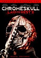ChromeSkull: Laid to Rest 2 - DVD movie cover (xs thumbnail)