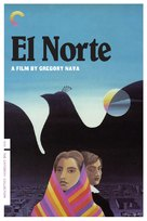 El Norte - DVD cover (xs thumbnail)
