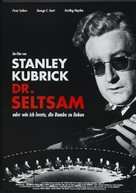 Dr. Strangelove - German Re-release movie poster (xs thumbnail)