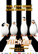 Penguins of Madagascar - Czech Movie Poster (xs thumbnail)