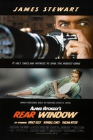 Rear Window - Re-release poster (xs thumbnail)